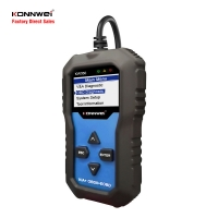 Buy cheap KW350 Full System OBD2/OBDII Diagnostic Car Scanner &Code Reader For All Cars KONNWEI from wholesalers