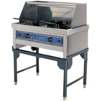 Buy cheap Fryer Deep Fat Double Pan from wholesalers