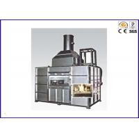 Buy cheap ISO 19921&2 Flammability Testing Equipment Fire Resistance Valve , Hose & Pipe Tester from wholesalers
