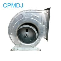 Buy cheap Sliver Centrifugal Fan Motor / Industrial Centrifugal Blower Motor product
