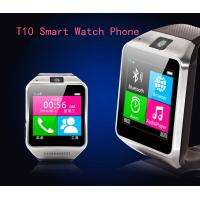Buy cheap T10 Smart Watch Phone with SIM card/Bluetootch/Support max 32GB TF card from wholesalers