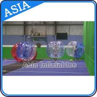 Buy cheap Newest Colored Bubble Ball For Soccer , Bubble Soccer Ball Toys from wholesalers