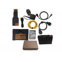 Buy cheap Super Version ICOM A2 B C BMW Diagnostic Tool and Programming Tool With 2016.12V HDD Software from wholesalers