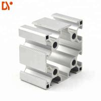 Buy cheap V Slot Structure Aluminium Extruded Sections , Customized Extruded Aluminum Profiles from wholesalers