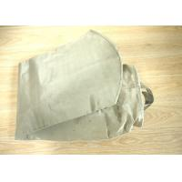 Buy cheap High temperature industrial filter bag stainless steel / polyester filter mesh liquid / water filtration from wholesalers
