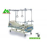 Buy cheap Hospital Metal Frame Orthopaedic Traction Bed For Nursing Care Adjustable from wholesalers