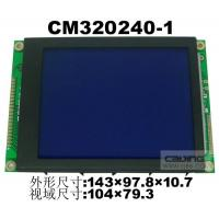 Buy cheap 320X240 Graphic lcd module(CM320240-1) from wholesalers