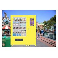 Buy cheap Park Auto Snacks Drinks Vending Machines , Beer Vending Machine In Public from wholesalers