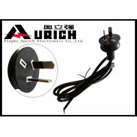 Buy cheap Australian Standard 2 Prong Ac Power Cord 250V SAA Approval For Appliances from wholesalers