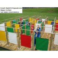 Buy cheap PVC Tarpaulin for Play area from wholesalers
