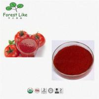 Buy cheap Antioxidant Tomato Extract Natural Healthy Resisting Cancer Lycopene Powder from wholesalers