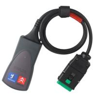 Buy cheap PP2000 / Lexia-3 Interface V48 For Citroen & Peugeot, Auto Diagnostic Tool with Diagbox V7.8.3 Software product