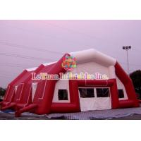 Buy cheap Reliable Air Outdoor Inflatable Tennis / Bar / Pub Tent For Event from wholesalers