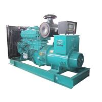 Buy cheap Electronic Cummins 250 Kw Diesel Generator 50Hz Cummins Emergency Generator 1500RPM from wholesalers