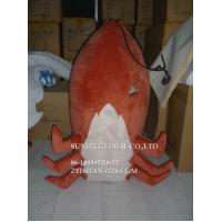 Buy cheap lobster mascot costume/customized fur sea animal mascot costume from wholesalers