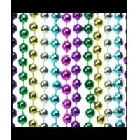 "Buy cheap 7mm Beads 33"" Metallic 6-Color from Wholesalers"