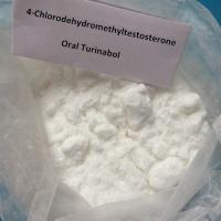 Buy cheap Oral Anabolic Steroids powder 99.9% 4 - Chlorodehydromethyltestosterone CAS 2446-23-3 For Mass Muscle from wholesalers