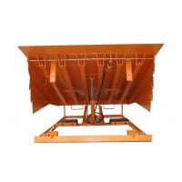 Buy cheap 10 Tons Stationary Loading Dock Ramp Dock Leveler with Competitive Price from wholesalers