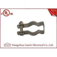 Buy cheap Galvanized Unistrut Channel 3/4 EMT Conduit Hangers with UL Approvals from wholesalers