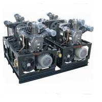 Buy cheap Two Stage Reciprocating Air Compressor High Pressure 2 Stage Compressors from wholesalers