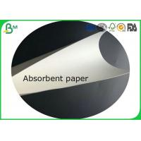 Buy cheap Wood Pulp Uncoated White Absorbent Paper For Making Hotel Coaster from wholesalers