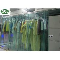 Buy cheap Anti - Static Curtain Vertical Clean Room Garment Cabinet Stoker For Electronic Industry from wholesalers