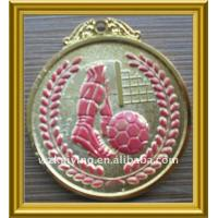 Buy cheap Factory Direct Design Free 2012 Customize Metal Sports Medal from wholesalers