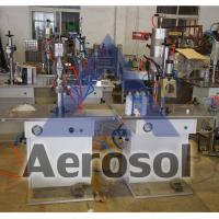 Buy cheap AS-2A Semi-automatic Bag-on-valve Aerosol Filling Machine from wholesalers