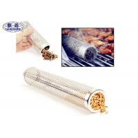 Buy cheap Smokincube Wood Pellet Smoker Tube Perforated Stainless Steel For Barbecue from wholesalers