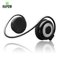 Buy cheap Back - Hang Style Wireless Stereo Bluetooth Headset For A2DP, AVRCP, HS / HF Profiles from wholesalers