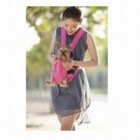Buy cheap Pet front carrier, made of durable nylon fabric from wholesalers