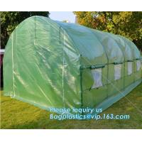 Buy cheap Strawberry Planting Green House,200 micron UV plastic film for agriculture green house,High safety greenhouse for plants from wholesalers