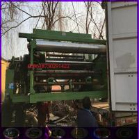 Buy cheap Stainless steel big wire window screen weaving machine from wholesalers