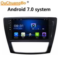 Buy cheap Ouchuangbo car radio gps navigation android 7.0 for JAC Refine S5 with USB WIFI SWC 1080 video  4 Core CPU from wholesalers