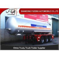 Buy cheap 36000 to 59600 Liters LPG Tank Trailer For Liquefied Propane Gas Transportation from wholesalers