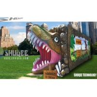 Buy cheap Dinosaur box 5 D Movie Theater with 5.1 audio system / 7.1 audio system Sound system product