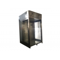 Buy cheap Dispensing / Sampling Booth For Weighing In Pharmaceutical Industry Cleanroom product