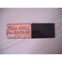 Buy cheap supply fridge magnet, magnetic sticker, refrigerator magnet, promotional magnet from wholesalers