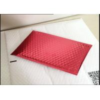 Buy cheap Biodegradable Red Anti Static Bubble Bags For Toy 115x210mm #B VMPET Material from wholesalers