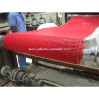 Buy cheap Non - Slip Bathroom PVC S Door Mat Manufacturing Machine CE Standard from wholesalers