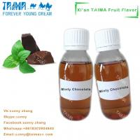 Xi'an Taima most popular PG/VG based high quality concentrate Minty Chocolate