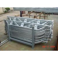 Buy cheap Hot Dip Galvanized Mutifuction Ring Lock Scaffolding System For Ship Building from wholesalers