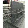 Buy cheap Supermarket / Grocery Store Display Racks Half Round Shelf from wholesalers
