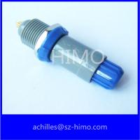 grey 7 pin plastic connector lemo 1P series compatible