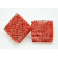 Buy cheap 130298 Red Nylon Bristles block Bristle Brush Suitable For Auto Cutter VT2500 from wholesalers