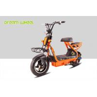 Buy cheap CE 500W Min Pedal Assisted Electric Scooter Sports Style Simple 14 X 3.2 Tubeless from wholesalers