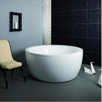 Buy cheap Eco - friendly Freestanding Round Tub / Deep Bathtubs For Small Bathrooms from wholesalers