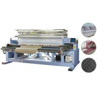 China Speed 750RPM Computerized Quilting Embroidery Machine Embroidery Quilting Machine on sale