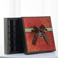 Buy cheap Elegant Luxury Cardboard Chocolate Box from wholesalers