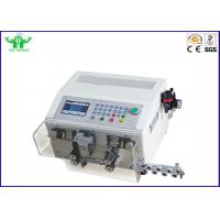 Buy cheap 1~9999mm  Automatic Wire Harness Testing Equipment Cable Stripping Machine from wholesalers